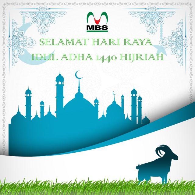 Selamat Hari Raya Idul Adha 1440 Hijriah